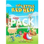 The Little Red Hen Story - Book + CD
