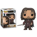 The Lord Of The Rings Aragorn Senhor dos Aneis - Funko Pop