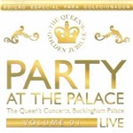 The Queen's Concerts Party At The Palace - Cd Pop