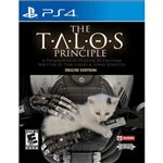 The Talos Principle (Deluxe Edition) - Ps4