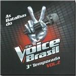 The Voice Brasil 3 Temp. Vol 2 - Diversos Nacionais
