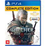 The Witcher 3 Wild Hunt Br Ps4 - Edicao Completa