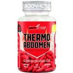 Thermo Abdomen Metab Accel 120 Cápsulas - Body Action Promoção Acelera Queima Gordura