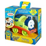 Thomas & Friends Locomotiva Percy Interativo FVX57/FVX59 - Mattel