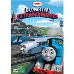 Thomas e Seus Amigos - Locomotivas Extraordinárias - DVD Infantil