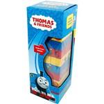 Thomas e Seus Amigos Torre Equilibrio de Cores em Madeira - Fisher Price