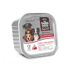 THREE DOGS PATÊ Paladar Exigente - Carne 150g