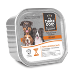 THREE DOGS PATÊ Sênior - Frango e Salmão 150g