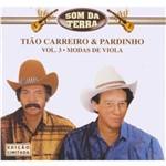 Tião Carreiro & Pardinho - Som da Terra Vol. 3
