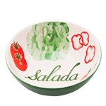 Tigela de Porcelana Salada 600 Ml