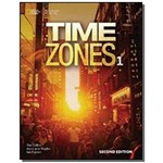 Time Zones 1 - 2nd - Class Audio Cd + Video DVD