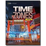 Time Zones 1 - Student Book With Online Workbook a