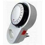 Timer Analógico Bivolt Automático - Temporizador - 96 Programações, 24Hrs - ISO 9001