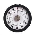 Timer Magnético Preto 6CM - 32439