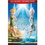 Tinker Bell - Segredo das Fadas (Blu-Ray+DVD+Cd)