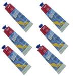 Tinta Acrílica 20 Ml Acrylic Colors 315 Cx 6 Unidades Acrilex - Magenta