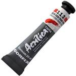 Tinta Acrilica Corfix 020 Ml Vermelho Oxido Transparen 80020-113