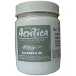 Tinta Acrilica Corfix Gr-i 250 Ml Branco 80300-102