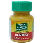 Tinta Acrílica Fosca 37ml 564 Amarelo Ocre - Acrilex