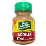 Tinta Acrílica Fosca 37ml 585 Cappuccino - Acrilex