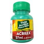 Tinta Acrílica Fosca 37ml 822 Verde Country - Acrilex