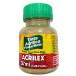 Tinta Acrílica Fosca 37ml 819 Concreto - Acrilex