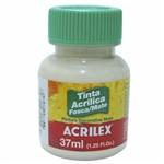 Tinta Acrílica Fosca 37ml Acrilex Areia 817