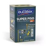 Tinta Acrilico Piso Premium Vermelho 18l Eucatex