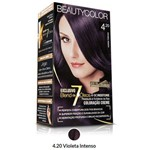 Tinta Beautycolor Kit 4.20 Violeta Intenso