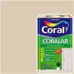 Tinta Coral Coralar Areia - 18lts