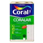 Tinta Coral Coralar Rubi Lata 18 Lts