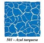 Tinta Craquelex 37ml 501 - Azul Turquesa