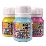 Tinta para Tecido 37ml Cores Claras - True Colors