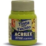 Tinta Tecido Fosca 037Ml Verde Pistache Acrilex