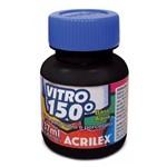 Tinta Vitral Acrilex 150 037 Ml Preto 01140-520