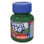 Tinta Vitral Acrilex 150 037 Ml Verde Musgo