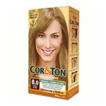 Tintura Cor&Ton Louro Claro 8.0