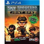 Tiny Troopers Joint Ops: Zombie Edition - PS4