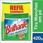 Tira Mancha Brilhante 420g-refil Antibac