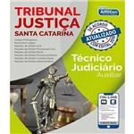 Tj Sc - Tribunal de Justica de Santa Catarina Tecnico Judiciario Auxiliar