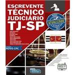 Tj-sp - Escrevente Tecnico Judiciario - Tribunal de Justica de Sao Paulo