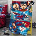 Toalha Banho Aveludada Infantil Menino Döhler Baby Estampado Superman 11