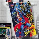 Toalha Banho Infantil Menino Döhler Baby Estampado Superman