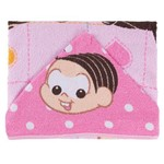 Toalha Capuz Turma da Monica Baby