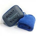 Toalha Compacta de Alta Absorção Tek Towel M Sea To Summit Azul
