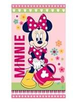 Toalha de Banho Disney Infantil Santista Rosa