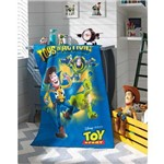 Toalha de Banho Felpuda Infantil Toy Story Dohler