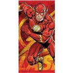 Toalha de Banho Felpuda Liga da Justiça Flash Lepper