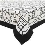 Toalha de Mesa 155x220 Geometrico