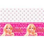 Toalha de Plástico 120X180cm Barbie Core - Regina Festas